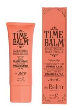 The Balm Time Balm Face Primer Base Visage 30ml